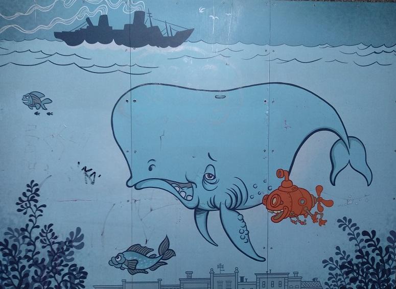 Officiell konst Lindängen, Malmö